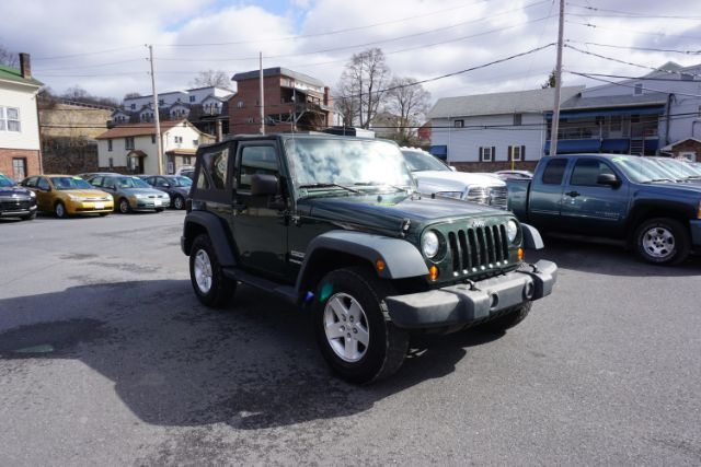 2010 Jeep Wrangler Sport 4WD Schuylkill Haven PA