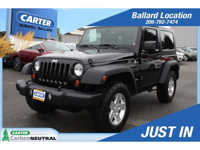 2010 Jeep Wrangler Sport 4WD Seattle WA