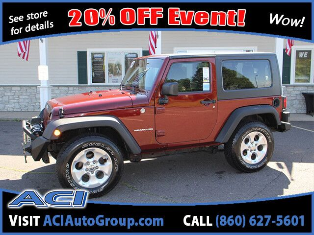 2010 Jeep Wrangler Sport East Windsor CT