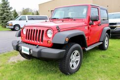 2010_Jeep_Wrangler_Sport_ Fort Wayne Auburn and Kendallville IN