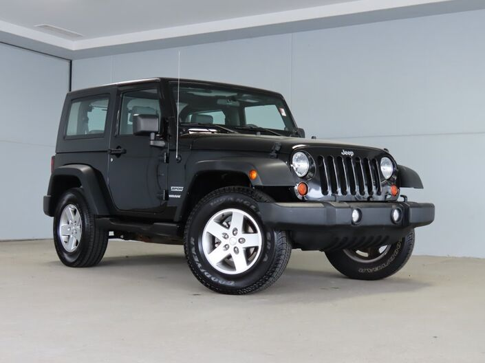 2010 Jeep Wrangler Sport Kansas City KS