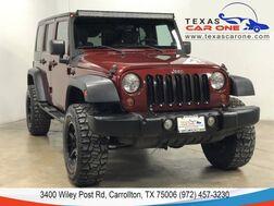 2010_Jeep_Wrangler_UNLIMITED SPORT 4WD AUTOMATIC HARD TOP CONVERTIBLE CRUISE CONTRO_ Carrollton TX