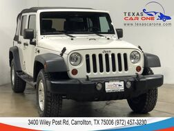 2010_Jeep_Wrangler_UNLIMITED SPORT 4WD AUTOMATIC SOFT TOP CONVERTIBLE ALLOY WHEELS_ Carrollton TX