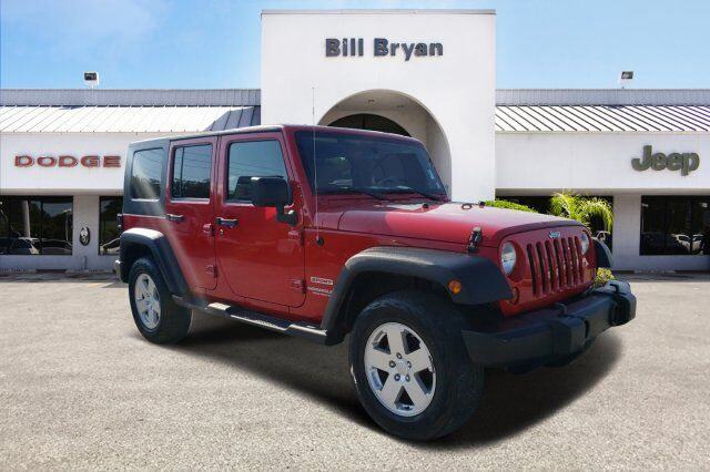 2010 Jeep Wrangler Unlimited 4DR Leesburg FL