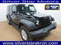 Jeep Wrangler Unlimited 4WD 4dr Sport Tallmadge OH