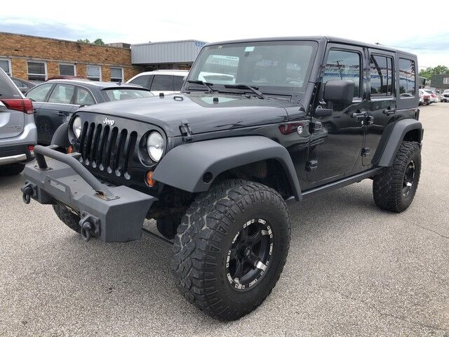 2010 Jeep Wrangler Unlimited Rubicon Cleveland OH