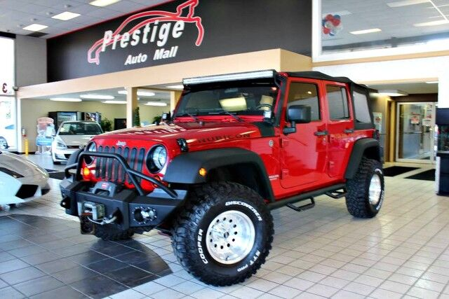 2010 Jeep Wrangler Unlimited Rubicon Cuyahoga Falls OH ...