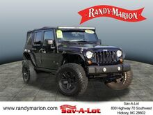 2010_Jeep_Wrangler_Unlimited Rubicon_ Mooresville NC