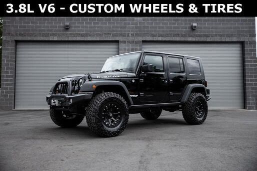 2010_Jeep_Wrangler_Unlimited Rubicon_ Orem UT