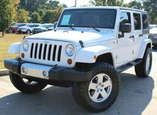 2010_Jeep_Wrangler Unlimited_Sahara - w/ FULL TOW PACKAGE_ Lilburn GA