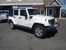 2010_Jeep_Wrangler Unlimited_Sahara_ East Windsor CT