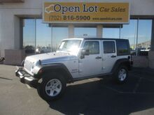 2010_Jeep_Wrangler_Unlimited Sport 4WD_ Las Vegas NV