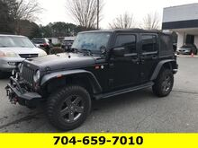 2010_Jeep_Wrangler_Unlimited Sport_ Hickory NC