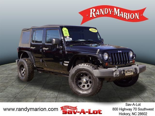 2010 Jeep Wrangler Unlimited Sport Hickory NC