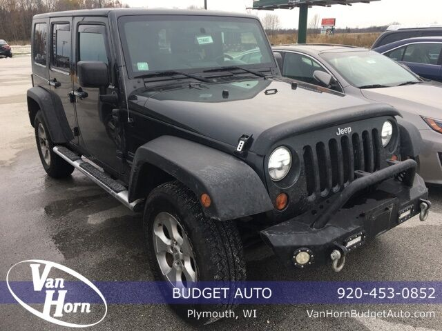 2010 Jeep Wrangler Unlimited Sport Plymouth WI