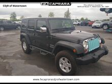 2010_Jeep_Wrangler_Unlimited Sport_ Watertown NY
