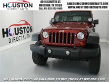 2010_Jeep_Wrangler_Unlimited Sport_ Houston TX