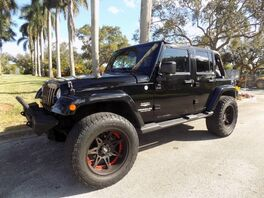 2010_Jeep_Wrangler Unlimited_Unlimited Sahara_ Hollywood FL