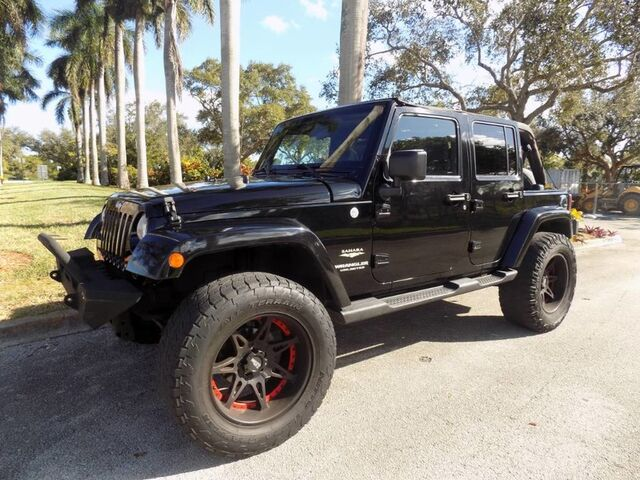 2010 Jeep Wrangler Unlimited Unlimited Sahara