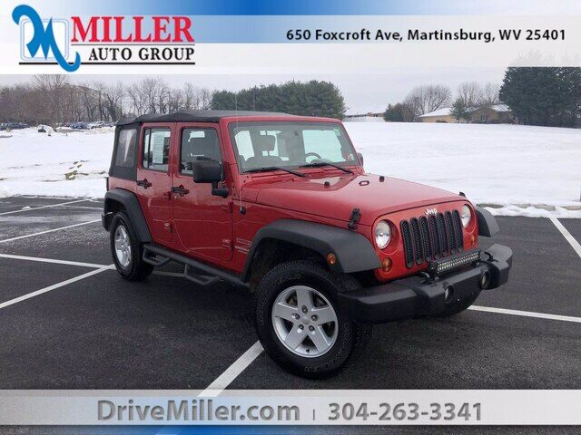 2010 Jeep Wrangler Unlimited Unlimited Sport Martinsburg WV