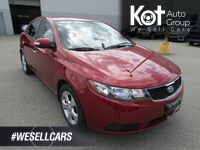 Kia FORTE EX! ONLY 91,000 KMS! 1 OWNER! NO ACCIDENTS! CLEANEST UNIT ON THE LOT! 2010