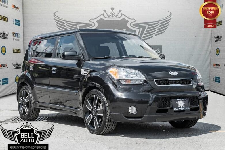 2010 Kia Soul BACK-UP CAMERA SUNROOF ALLOY WHEELS Toronto ON