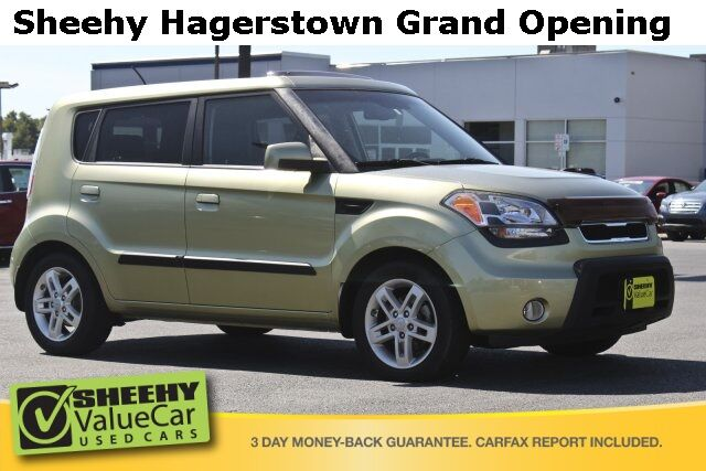 Used Cars Hagerstown Md >> 2010 Kia Soul Plus