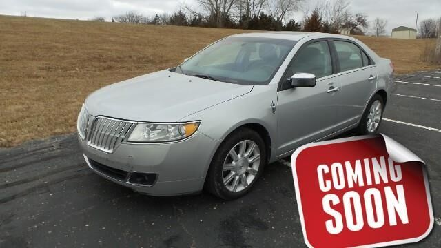 2010 LINCOLN MKZ 4dr Sdn FWD Topeka KS