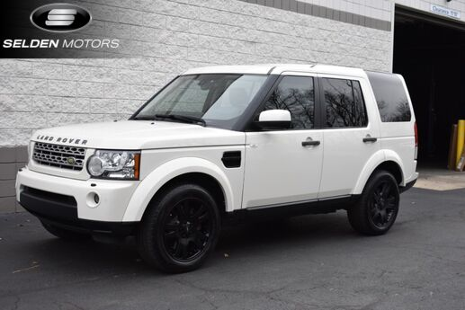 2010 Land Rover LR4 LUX Willow Grove PA