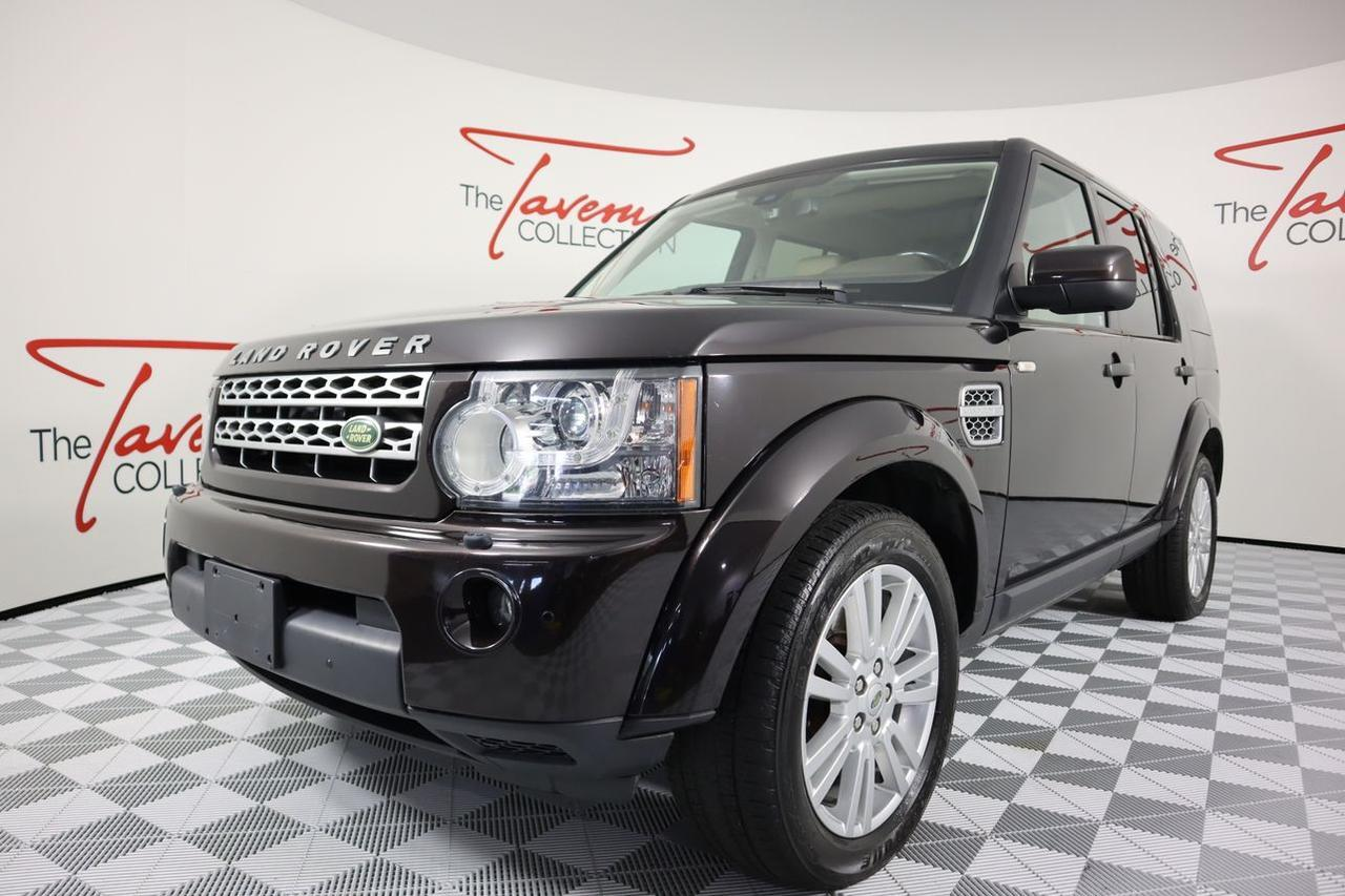 2010 Land Rover LR4 Sport Utility 4D Hollywood FL