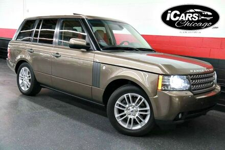 2010_Land Rover_Range Rover_HSE 4dr Suv_ Chicago IL