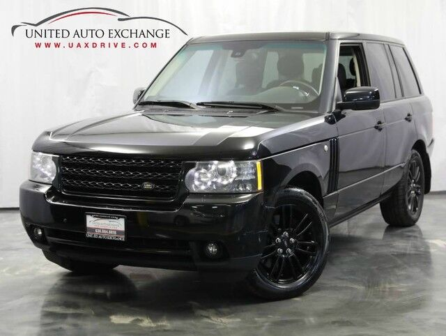 Used Land Rover Range Rover Addison Il