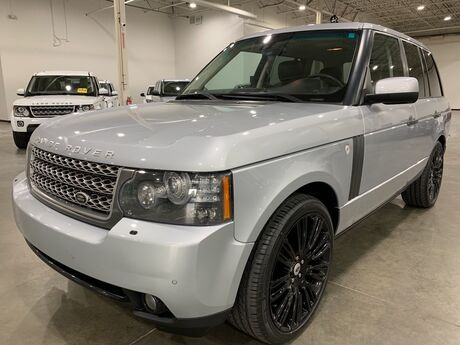 2010 Land Rover Range Rover HSE Charlotte NC
