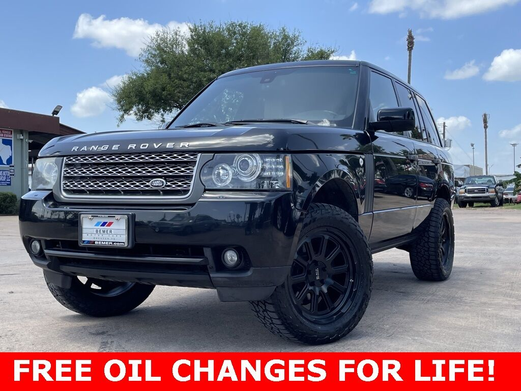 2010_Land Rover_Range Rover_HSE_ Houston TX