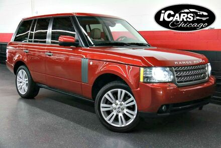 2010_Land Rover_Range Rover_HSE LUX 4dr Suv_ Chicago IL