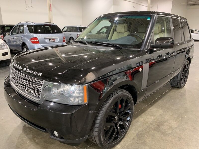 2010_Land Rover_Range Rover_HSE LUX_ Charlotte NC