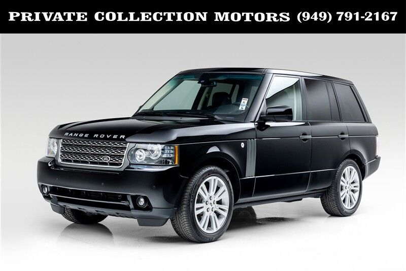 2010_Land Rover_Range Rover_HSE LUX_ Costa Mesa CA