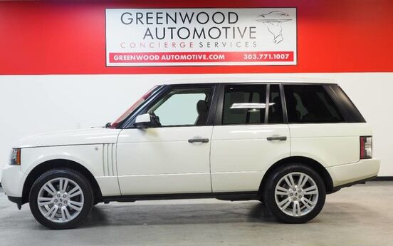 2010 Land Rover Range Rover HSE LUX Greenwood Village CO