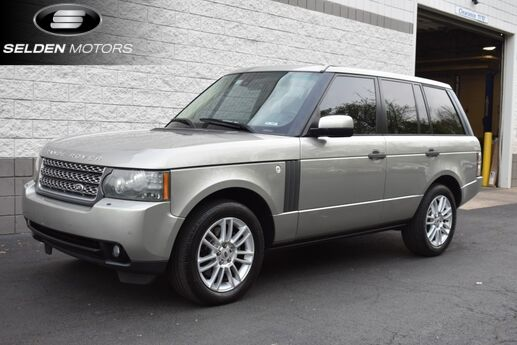 2010 Land Rover Range Rover HSE Willow Grove PA