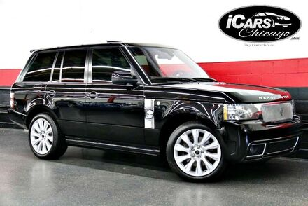2010_Land Rover_Range Rover_LUX Supercharged 4dr Suv_ Chicago IL