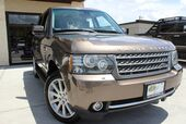 2010 Land Rover Range Rover SC,DVD,20 WHEELS,CAMERA,LOADED,LOW MILES!