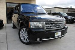 Land Rover Range Rover SUPERCHARGED TEXAS BORN, CLEAN CARFAX! 2010