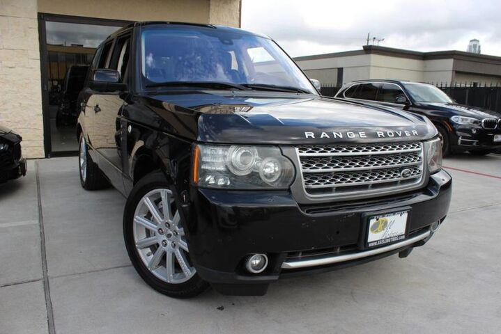 2010 Land Rover Range Rover SUPERCHARGED TEXAS BORN, CLEAN CARFAX! Houston TX