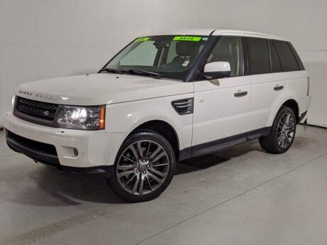 2010 Land Rover Range Rover Sport 4WD 4dr HSE LUX Raleigh NC