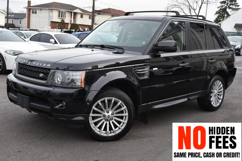 2010 Land Rover Range Rover Sport HSE Elmont NY