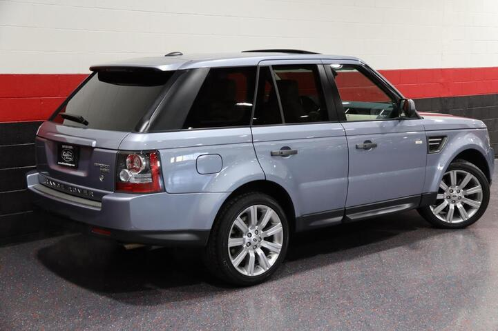 2010 Land Rover Range Rover Sport HSE LUX 4dr Suv Chicago IL