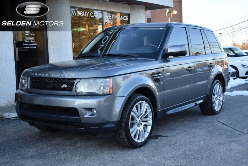 Range Rover Sport >> 2010 Land Rover Range Rover Sport Hse Lux