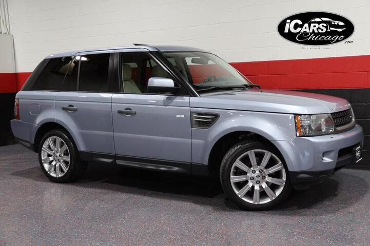 2010 Land Rover Range Rover Sport HSE LUX Chicago IL