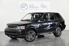 2010 Land Rover Range Rover Sport HSE Luxury Pkg 20 Wheel Pkg