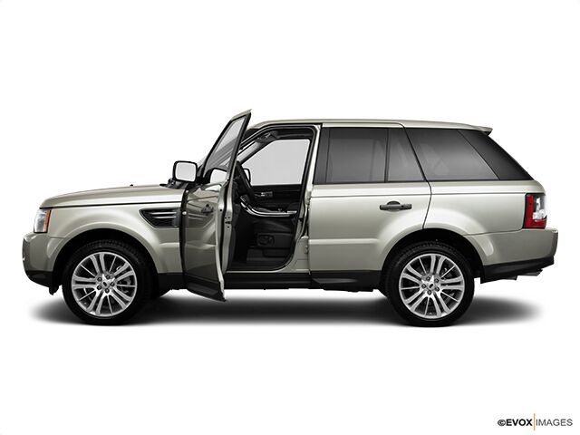 2010 Land Rover Range Rover Sport HSE Mentor OH